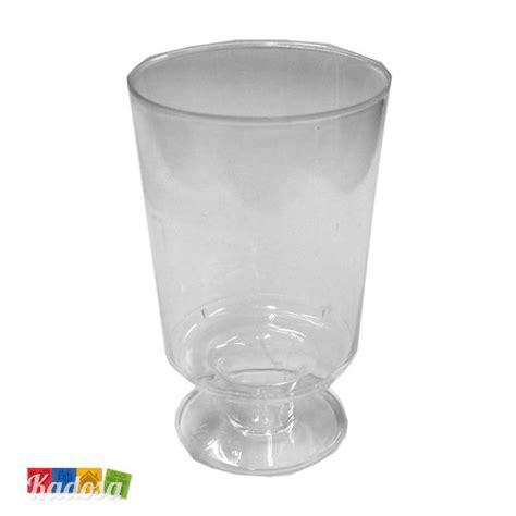 bicchieri per finger food bicchieri calice finger food trasparenti set 30 pz kadosa