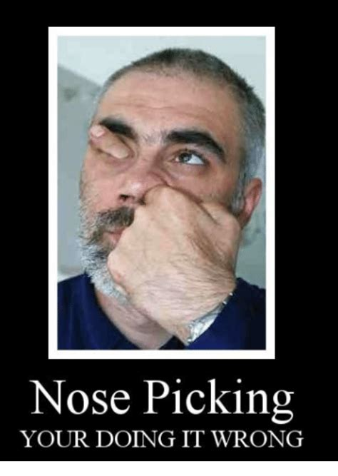 Nose Meme - 25 best memes about nose pick nose pick memes