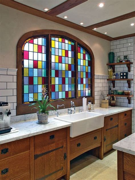 arts and crafts style hardware kitchen with oak cabinets arts and crafts craftsman style quarter sawn oak kitchen