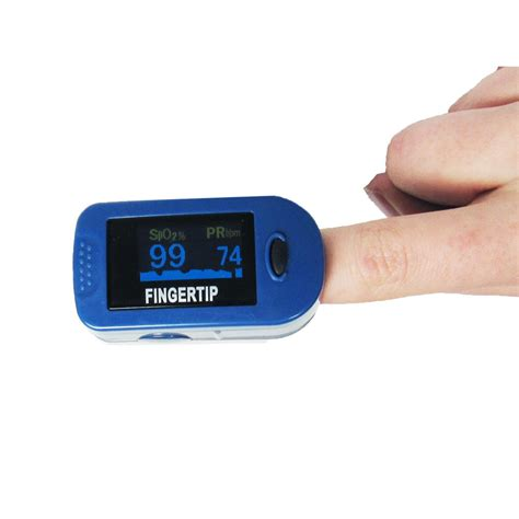 Fingertrip Oxymeter choicemmed md300 d finger pulse oximeter