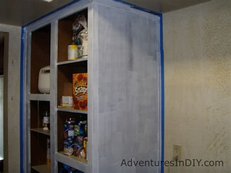 Additional Kitchen Cabinets - painting kitchen cabinets day 2 adventures in diy