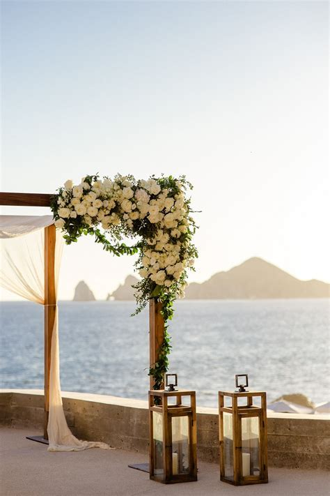 Elena Damy   Wedding Ceremony Inspiration at The Cape