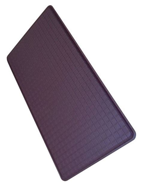 polyurethane best kitchen floor mat standing mats for