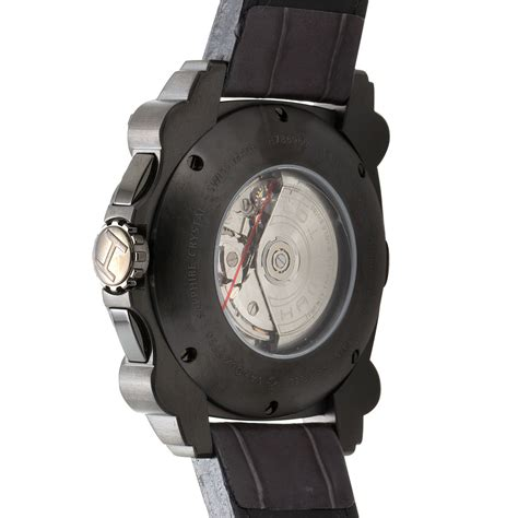 hamilton khaki belowzero chronograph automatic