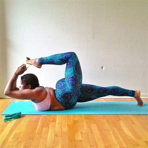 imagenes haciendo yoga esta mujer usa yoga para luchar contra los prejuicios