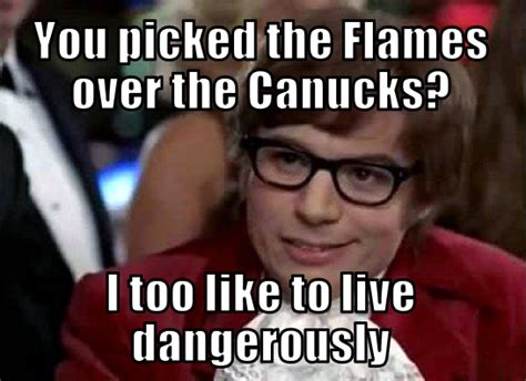 Top 10 Memes - bill s friday funnies top 10 memes for canucks vs flames