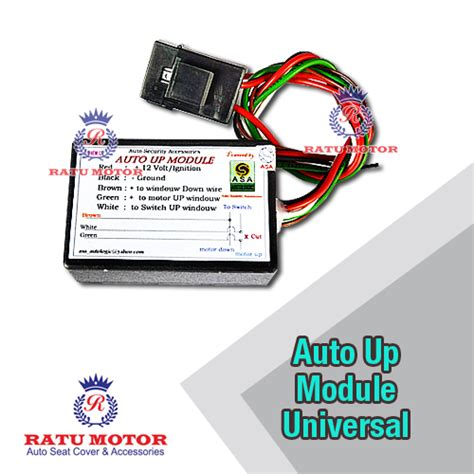 Alarm Mobil Up modul auto window up power window universal alarm mobil dan gps tracker ratumotor id