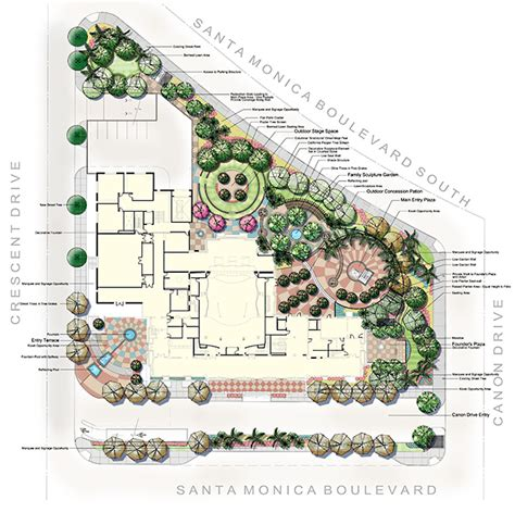 chic residential landscape design southern california residential landscape planning and design