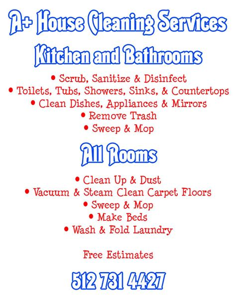templates for house cleaning flyers 7 best images of house sle flyers open house flyer