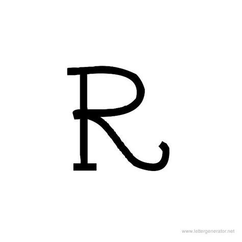 tattoo font letter r tattoo alphabet gallery free printable alphabets
