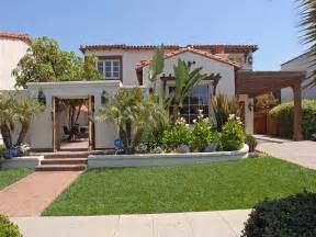 Spanish House Designs Spanish Hacienda House Plans For Pinterest