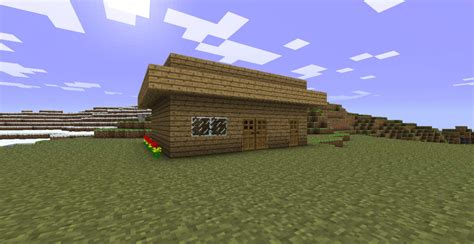 minecraft house simple simple house minecraft project