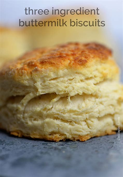printable recipes using buttermilk three ingredient buttermilk biscuit recipe add a pinch