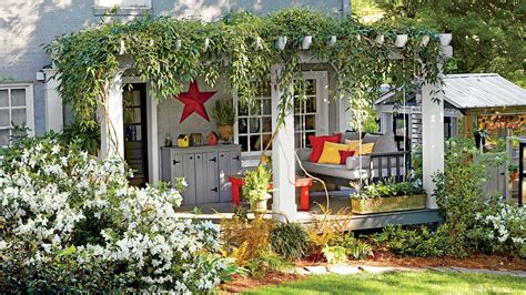 small yard living and landscaping before and after yard makeovers that will make your jaw drop southern living