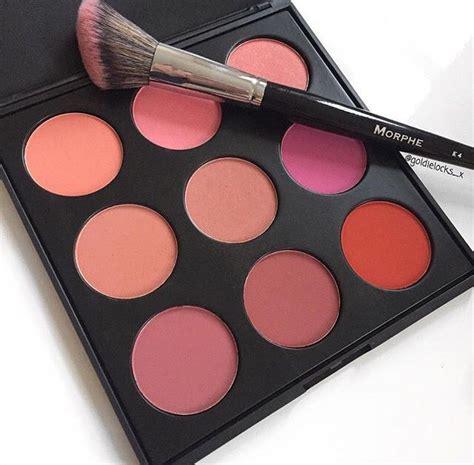 Makeup Brush Blush On Foundation Kabuki Shell Kerang Silver Import 6pcs tiny shell handle plating makeup brushes