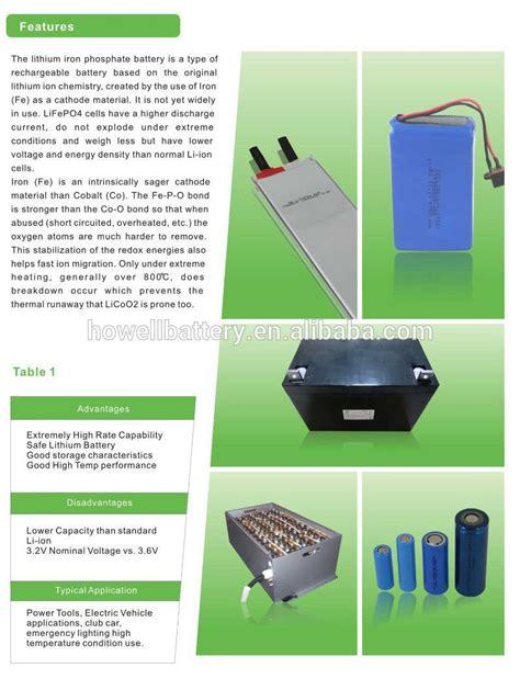 100 Ah Lifepo4 12 Volt Cycle Battery - 12 volt lithium ion battery 100ah 12v 100ah cycle