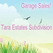 tara estates subdivision garage sale dayton ohio