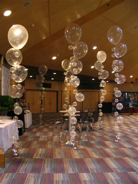 bubble strands balloons etc
