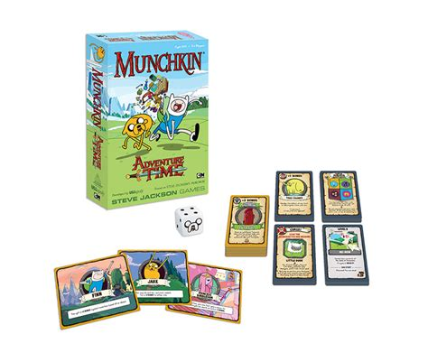 cards adventure time adventure time munchkin card