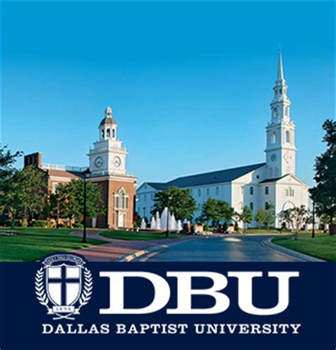 Dallas Baptist Mba Tuition by Christian Christian College Undergraduate