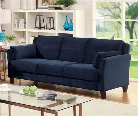 Navy Blue Sofa And Loveseat Navy Blue Sofa Table Tehranmix