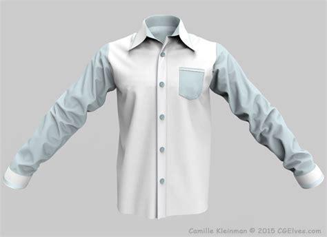 Marvelous Shirt dynamic 3d marvelous designer shirt marvelous designer
