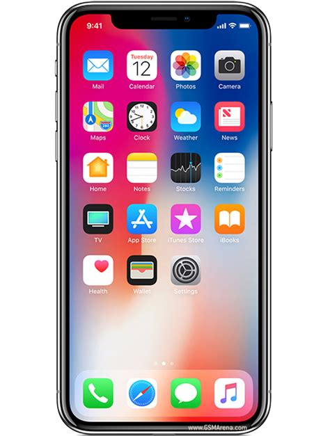 apple gsmarena apple iphone x pictures official photos