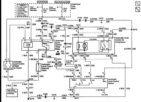 automotive electrical schematic diagram automotive free
