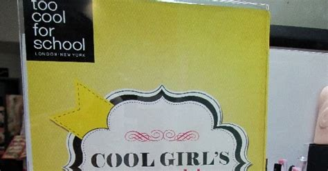 Make Up Cool For School lucky citrine cool for school cool s make up workshop