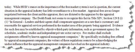 Appraisal Reliance Letter certified appraiser in allegheny county pennsylvania 412