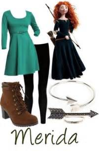 Modern princess merida outfit i would totally wear this just no