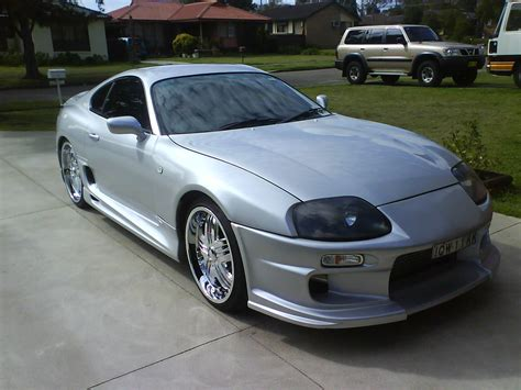 1995 Toyota Supra Turbo 1995 Toyota Supra Pictures Cargurus