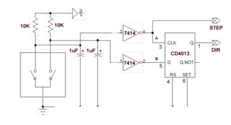 tutorial questions on capacitance passive networks a question about a debouncing circuit