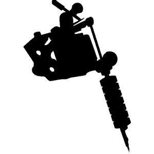 tattoo gun silhouette machine gun silhouette search results global news