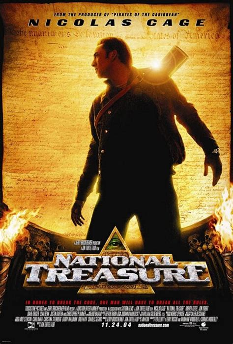 National Treasure by S Wak Props National Treasure Prop Replicas