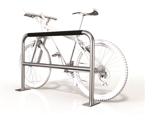 Bike Rack Number Plate Nsw by Large With Security Bar Hitching Rail Mild Steel