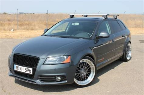 Audi A3 Four Wheel Drive by Buy Used 2010 Audi A3 2 0t All Wheel Drive Avant Wagon