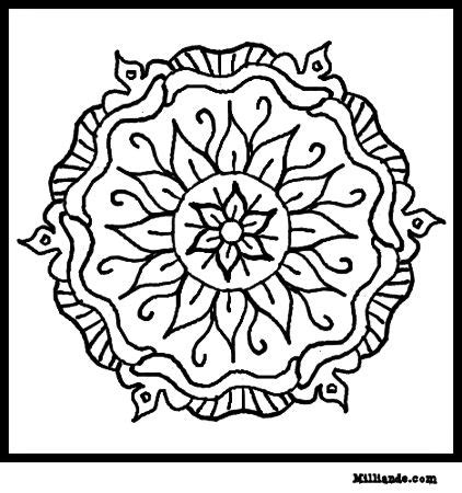 Sun Mandala Art Coloring Pages Hop Off For Beautiful Sun Artwork Coloring Pages