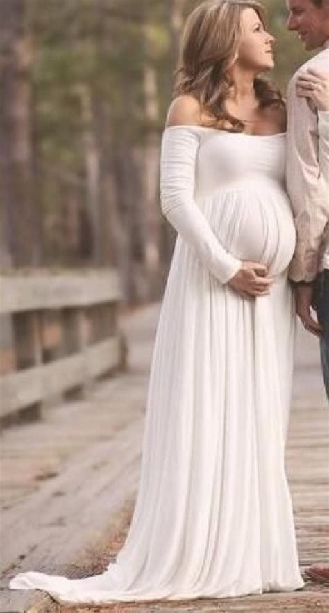 Elegant Wedding Dresses For Pregnant Ladies   Wedding Ideas