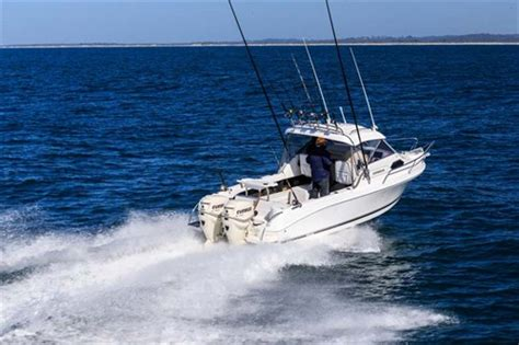 best boat for caribbean caribbean 2300 outboard review australia s greatest
