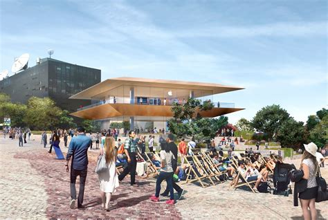 store melbourne apple previews plans for flagship federation square retail