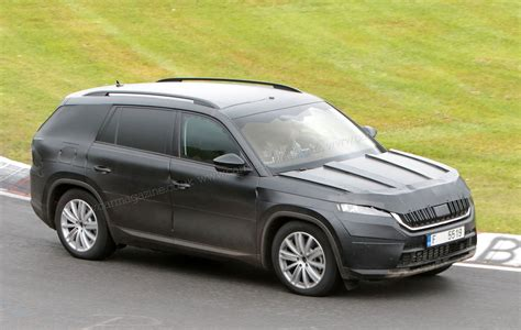 New Suvs For 2017 by Skoda Bets The House On Suvs On New 2017 Kodiaq