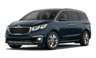 Minivan Kia Kia Sedona Reviews Kia Sedona Price Photos And Specs