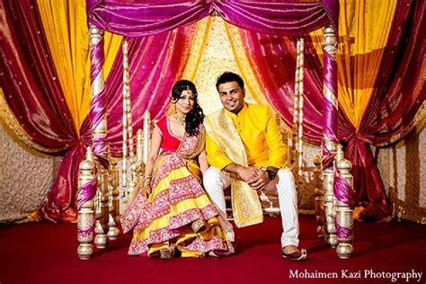 sangeet in edison nj indian wedding by mohaimen kazi photography maharani weddings - Indian Wedding Invitations Edison Nj