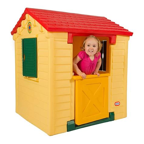 tikes green roof playhouse the hub 187 great asda direct offers for outdoor toys