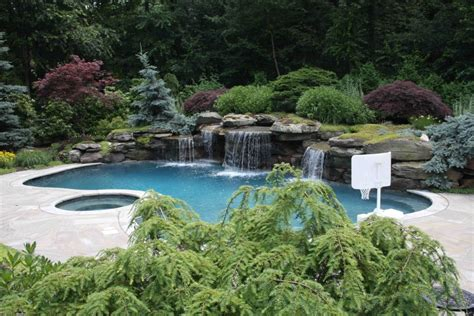 made landscaping made waterfalls hickory hollow landscapers part 2
