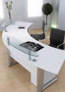 Modern Office Reception Desk Modern Reception Desks The Modern Office