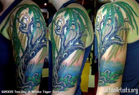 willow tree tattoo pictures and ideas weeping willow tree