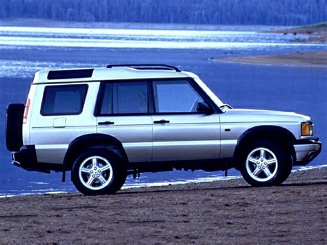 2000 discovery land rover 2000 land rover discovery series ii leather 4dr all wheel