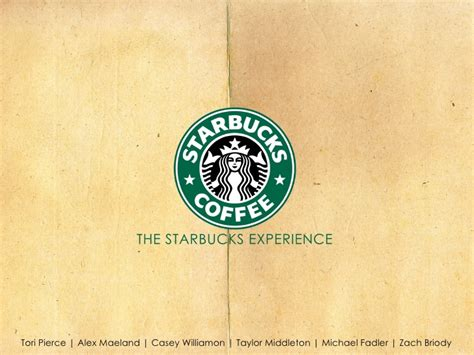 starbucks presentation final